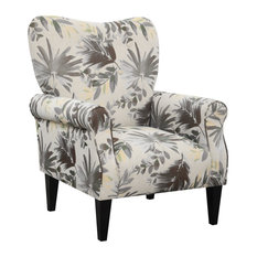 Judith Accent Chair, Sketch Floral