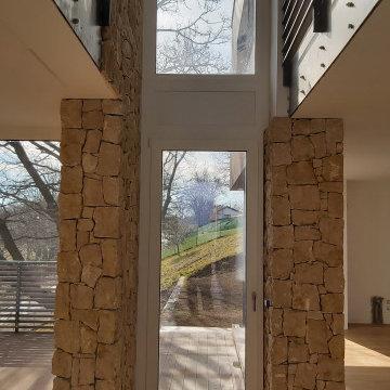 Villa panoramica - Fagagna - Work in Progress