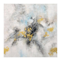 Moes Home Contemporary Modern Wall Art With Multi Finish FX-1212-37
