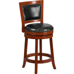 Leather Stool Transitional Bar Stools And Counter Stools By Artefac Houzz