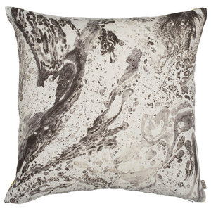 Torrent Scatter Cushion, Stone