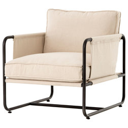 Industrial Armchairs And Accent Chairs by Jovial Elephant