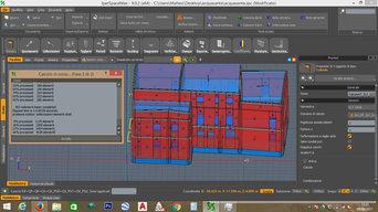 Calcolo Strutturale edificio in muratura