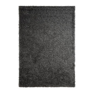 Jazz Rug, Dark Grey, 120x170 cm