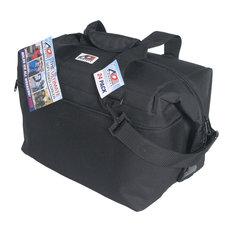 24-Pack Canvas Cooler, Black