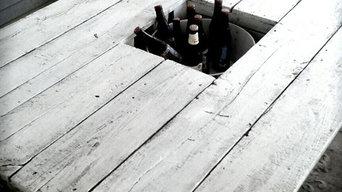 Ausden Inc custom Trough Table