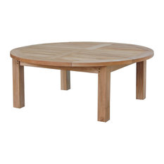 47-inch Round Coffee Table