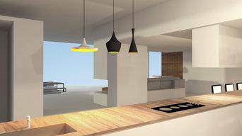 Construction Irlande - cuisine bar