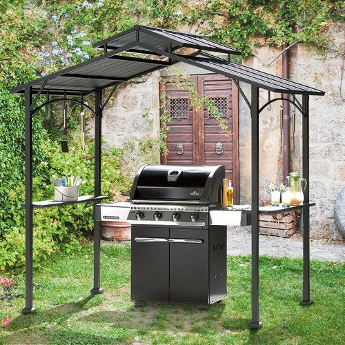 Hardtop Grill Gazebo 28 Images Sunjoy Lincoln Grill