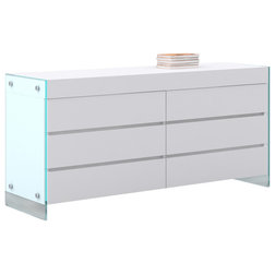 Contemporary Dressers by GwG Outlet