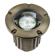 DABMAR LV342-LED3-WBS Polybutylene Terephthalate Adjustable In-Ground Well Light