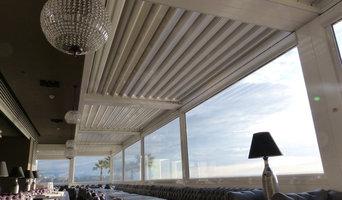 Pergole bioclimatiche -  Zelo's - Principato di Monaco