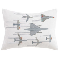 Cool Contemporary Kids Bedding by Pokkadots