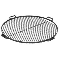 CookKing 80 cm BS Grill Grate for Dallas, Kongo and Fat Boy Fire Bowls