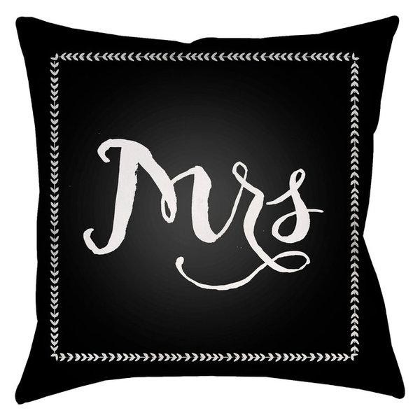 Love You More Throw Pillow Surya