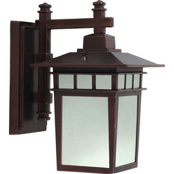 Craftsman Outdoor Wall Lights And Sconces by Homesquare