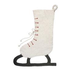 Handmade Skate Christmas Stocking