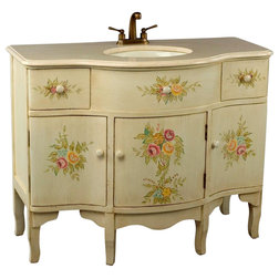 Farmhouse Bathroom Vanities And Sink Consoles by ShopLadder