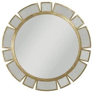 17f742af6852 Ringleader Thick Frame Round Mirror