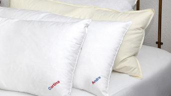 Personalisierte Bettwaren