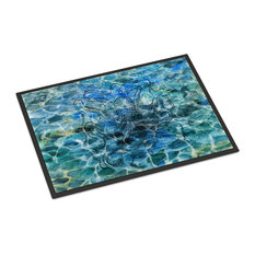 "Octopus Under Water Indoor/Outdoor Mat, 24""x36"""