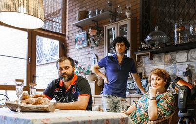 В гостях: Дом в Краснодаре с пекарней и большим сердцем