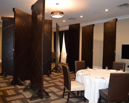 Restaurant Room Dividers