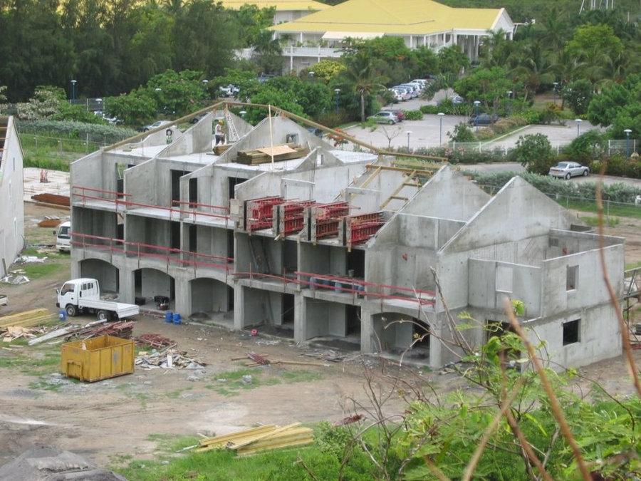 ciec-engineering - Logements à Saint-Martin