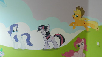 My Little Pony's Mural