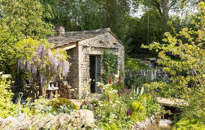 Проект недели: Маленький городской сад с выставки в Челси
