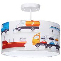 Transportation Light Fixture, 3-Lights
