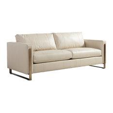 Lexington Hill Leather Sofa Sofas