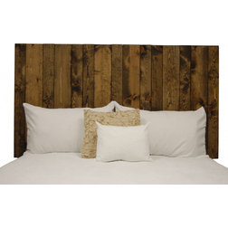 Rustic Headboards by Barn Walls