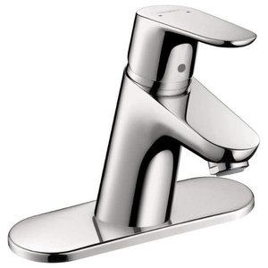 "Hansgrohe Focus Bathroom Faucet Single Hole, 2""x5""x7"""