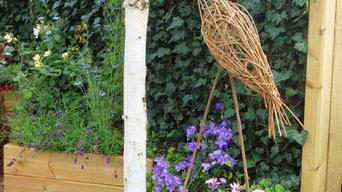 Care Home garden