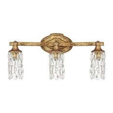 Bathroom Lighting Fixtures Gold rustic gold bathroom vanity lights | houzz
