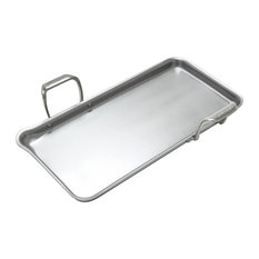Chantal Induction 21 Heavy Gauge Steel 19 x 9.5 Inch Tri-Ply Griddle