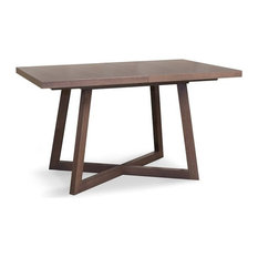 Brish Dining Table With Extension