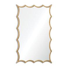Dareios Gold Mirror