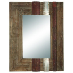 Rustic Wall Mirrors by GwG Outlet