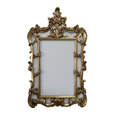 Gold French Wall Frame Baroque Style