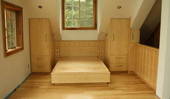 Sidney Island  Bedroom Built-in