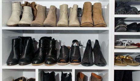冬本番、場所をとるブーツの収納とお手入れの極意