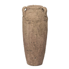 Ilma Decorative Urn, Natural, Large