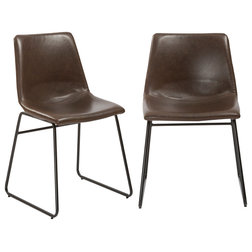 Contemporary Dining Chairs by BTExpert