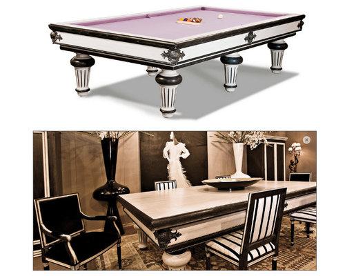 Masterpiece Pool Tables - Masterpiece pool table