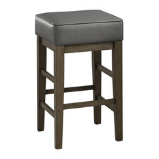Josie 24-inch Square Stool Set Of 2