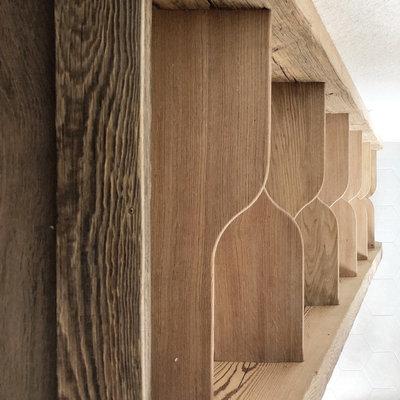 Montagne Escalier by Manon Papin   Architecte d'Intérieur