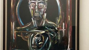 Pauline Amos - Herrick Gallery, Nov 2018