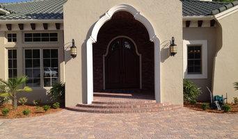 Customized brick masonry veneer project